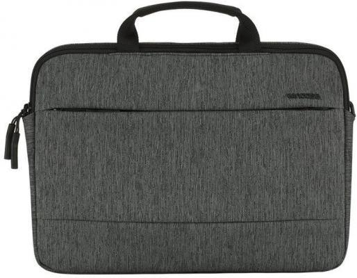 Сумка для ноутбука 15 Incase City Collection нейлон темно-серый CL60591 сумка универсальная incase diamond wire нейлон черный cl90024