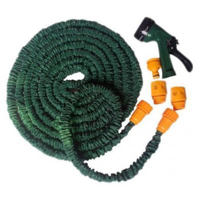 Шланг с лейкой «POCKET HOSE ULTRA», 15 метров/«Xhose» TD 0257 набор для полива шланг и пистолет bradex pocket hose ultra
