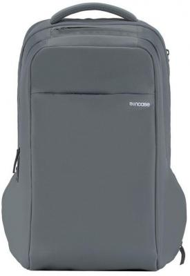 Рюкзак для ноутбука 15 Incase Icon Pack нейлон серый CL55533 рюкзак для ноутбука 17 incase city collection нейлон черный cl55450