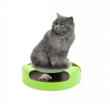 Когтеточка для кошек «МЫШЕЛОВ» TD 0169 пинцет с подсветкой bradex kz 0169