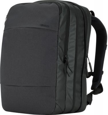 Рюкзак для ноутбука 15.6 Incase City Commuter нейлон полиэстер черный INCO100146-BLK сумка рюкзак универсальная incase tracto split duffel s нейлон черный intr20045 blk