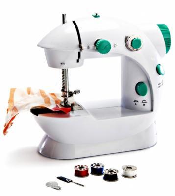Машинка швейная, компактная «ПОРТНЯЖКА» TD 0162 швейная машинка bradex td 0351