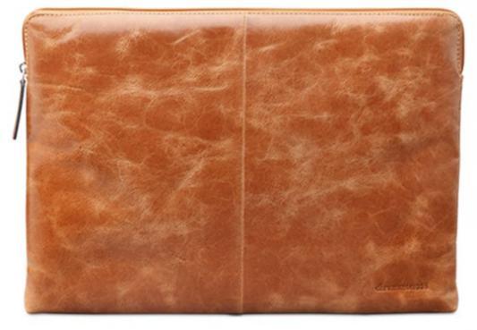 """все цены на Чехол для ноутбука 15"""" dbramante1928 """"Skagen"""" натуральная кожа коричневый SK13GT000757"""