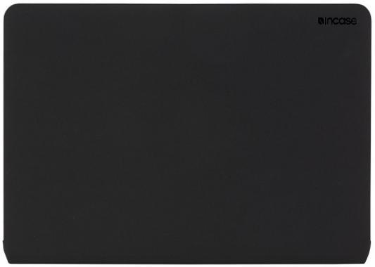 Чехол-накладка для ноутбука MacBook Air 13 Incase Snap Jacket полиуретан черный INMB900308-BLK чехол для ноутбука macbook pro 13 incase inmb100268 blk полиэстер нейлон черный