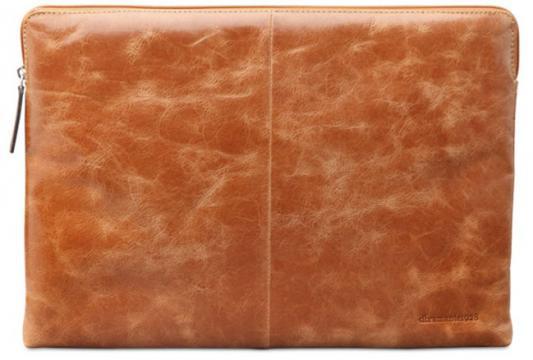 Чехол для ноутбука 12 dbramante1928 Skagen натуральная кожа коричневый SK12GT000790 чехол конверт dbramante1928 paris для ноутбука macbook air 13 материал кожа цвет розовый