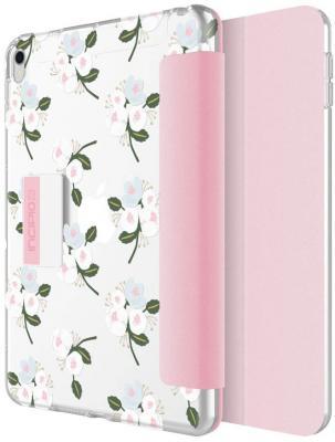 Чехол Incipio Design Series Folio для iPad (2017) пластик/TPU Cool Blossom IPD-384-BLG tablet case for ipad mini 1 2 3 smart pu leather sleeve case soft tpu shining folio stand cover auto sleep