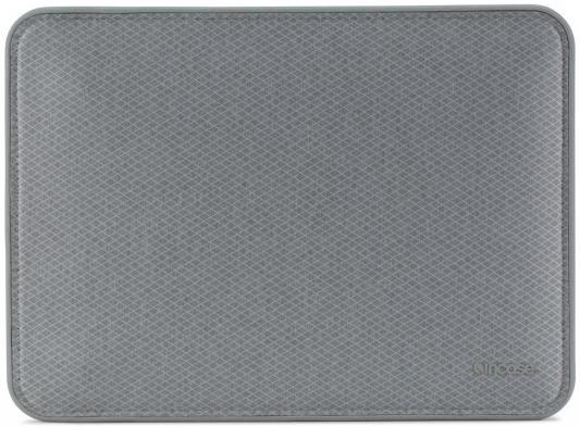 "Фото Чехол для ноутбука MacBook Pro 13"" Incase ""Icon Sleeve"" полиэстер серый INMB100265-CGY"