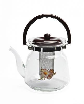 Чайник заварочный стеклянный 2,2 л TK 0038 цена и фото