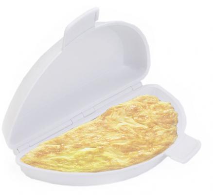 лучшая цена Омлетница для микроволновки «АНГЛИЙСКИЙ ЗАВТРАК» TD 0043