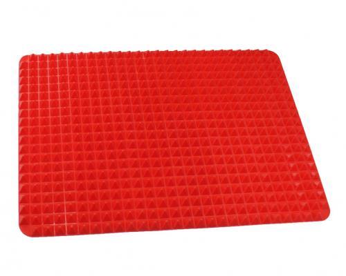 Коврик силиконовый «ПИРАМИДА» TK 0110 коврик силиконовый bradex пирамида цвет красный 41 х 29 см