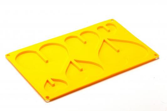 Форма силиконовая 3D «СЕРДЦЕ» TK 0159