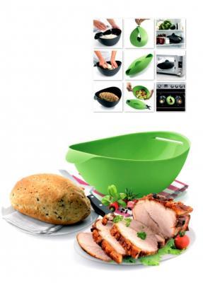 Форма силиконовая для выпечки и запекания, зеленая TK 0236 форма для выпечки и запекания bradex цвет зеленый
