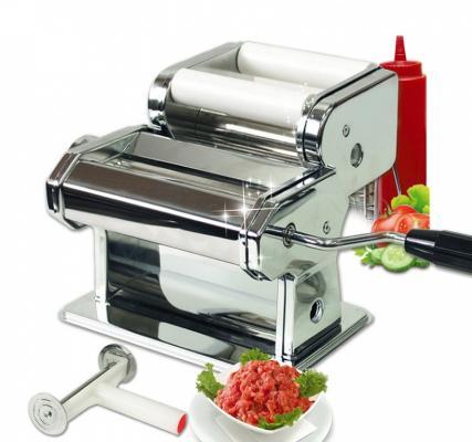 Машинка для приготовления равиоли и раскатывания теста для пасты TK 0094