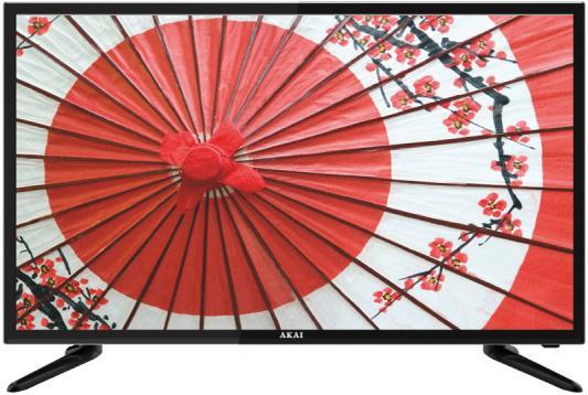 Телевизор Akai LEA-32Z72P черный led телевизор akai les 32x82wf