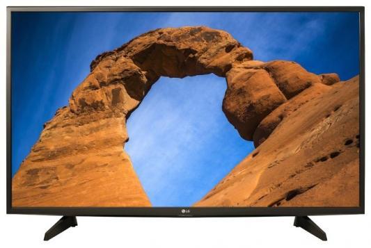 Телевизор LG 49LK5100PLB черный пылесос lg vc53202nhtr