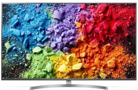 Телевизор LG 65SK8100PLA черный серебристый пылесос lg vc53202nhtr