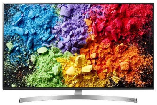Телевизор LG 65SK8500PLA черный пылесос lg vc53202nhtr
