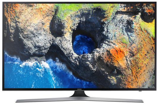 Телевизор Samsung UE-50MU6100UX черный samsung ue 40j5200