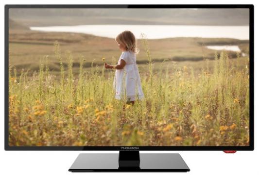 Телевизор Thomson T19RTE1060 черный жк телевизор thomson t19e21dh 01b