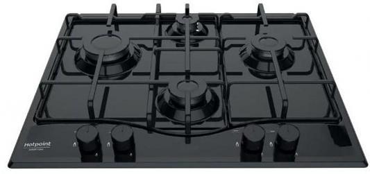 Варочная панель газовая Ariston PCN 642/HA(BK) черный