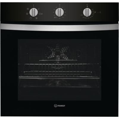 Электрический шкаф Indesit IFW 4534 H BL черный