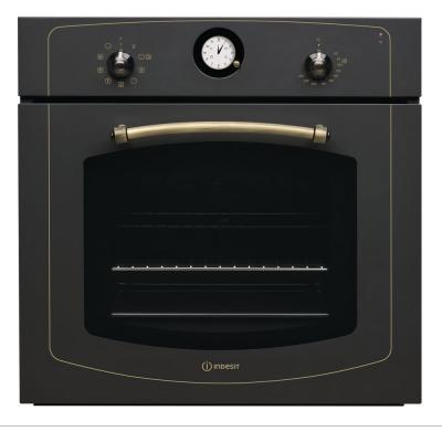 Электрический шкаф Indesit IFVR 801 H AN черный цена и фото