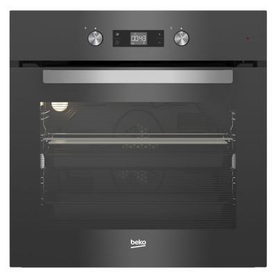 Электрический шкаф Beko BIM 24301 ZGCS серый