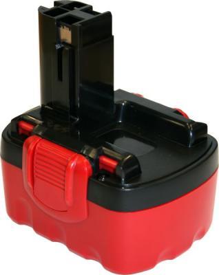 Аккумулятор ПРАКТИКА 030-887 14.4В 2.0Ач NiCd для BOSCH аккумулятор практика 12v 2 0ah nicd 030 863 для bosch