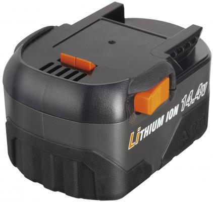 Аккумулятор AEG L1430R 14.4В 3.0Ач LiION аккумулятор aeg l1260 4932459181