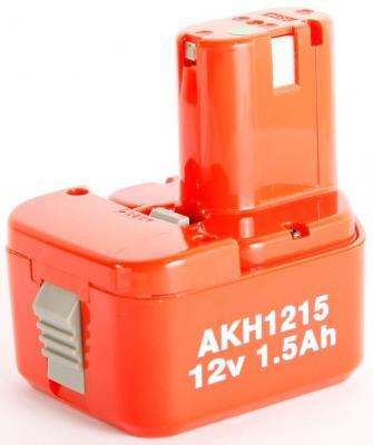 Аккумулятор для Hitachi Ni-Cd DS12DM, DS12DVB2, DS12DVF3, WH12DAF2, WR12DAF2, WH12DMR, WR12DMR, ACD120B, ACD120C, ACD120B аккумулятор hammer premium akh1215 12 0в 1 5ач для hitachi
