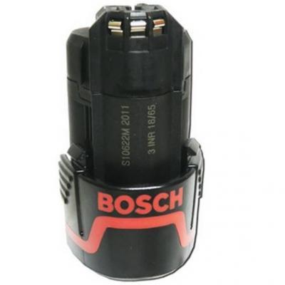 Аккумулятор BOSCH 2607336333 10,8-12v, 1,3Ah Li аккумулятор