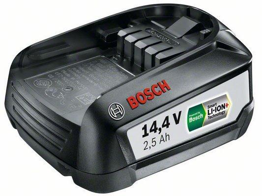 Аккумулятор BOSCH PBA 14.4 (1.607.A35.00U) 2.5 Ач W-B Electronic Cell Protection аккумулятор bosch подставка gal 1830 w dc 1 600 a00 c4a