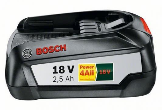 Фото - Аккумулятор BOSCH PBA 18 (1.600.A00.5B0) 2.5 Ач W-B аккумулятор