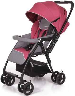 Прогулочная коляска Jetem Neo Plus (малиновый) поврежденная упаковка цены онлайн