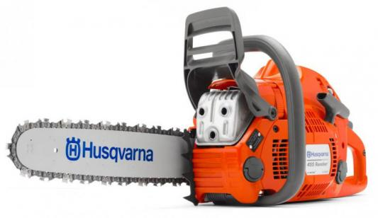 Бензопила HUSQVARNA 455E RANCHER (9667679-15) 2.6кВт 55.5см3 шина 15 цепь 0.325-1.5мм-64 new 5 0 touch panel for etuline etl s5042 touch screen digitizer glass sensor replacement parts black color free shipping