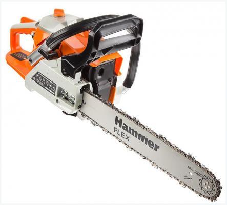 Бензопила Hammer Flex BPL3816B 1.47кВт, 38см3, шина 16 цепь 3/8-1.3мм-56
