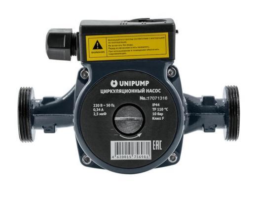 Насос циркуляц. UNIPUMP CP 32-40 180 (отопл.) 72 Вт. Напор 4м. 48 л/мин. 10 бар. Внеш резьба 2