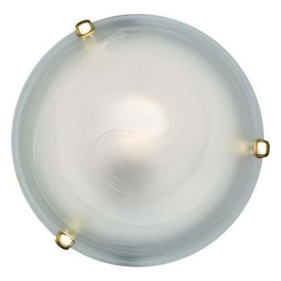 Настенно-потолочный светильник Sonex Duna 153/K золото sonex потолочный светильник sonex duna 153 k хром