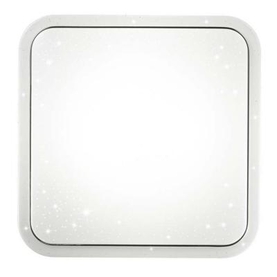 Настенно-потолочный светодиодный светильник с пультом ДУ Sonex Kvadri 2014/F настенно потолочный светодиодный светильник sonex kvadri 2014 b