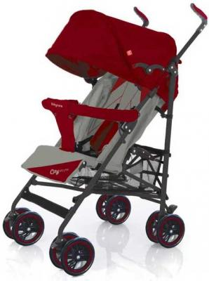Коляска-трость Baby Care CityStyle (red 18) коляска baby care citi twin red