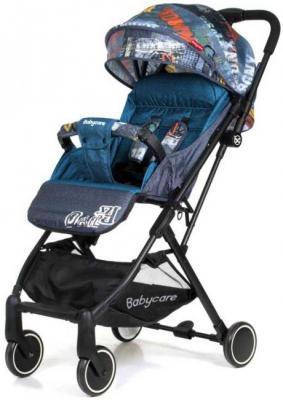 Прогулочная коляска Baby Care Daily (light blue) baby care прогулочная коляска seville baby care grey blue
