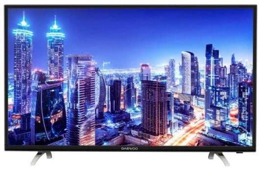 Телевизор DAEWOO L43S790VNE черный