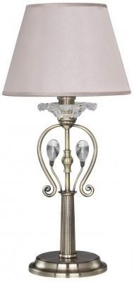 Настольная лампа Favourite Crown 2175-1T наземный низкий светильник favourite pilastri 1507 1t