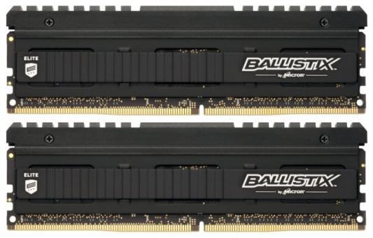 Оперативная память 32Gb (2x16Gb) PC4-24000 3000MHz DDR4 DIMM Crucial BLE2C16G4D30AEEA оперативная память crucial ballistix tactical ddr4 udimm 8gb blt8g4d26afta
