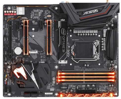 Материнская плата GigaByte Z370 AORUS ULTRA GAMING 2.0-OP Socket 1151 v2 Z370 4xDDR4 3xPCI-E 16x 3xPCI-E 1x 6 ATX Retail