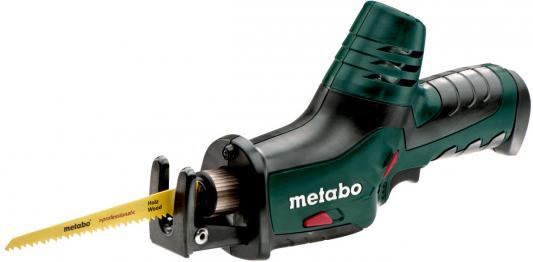 Аккумуляторная сабельная пила Metabo PowerMaxx ASE (602264890) пила metabo kse 55 vario plus 601204000