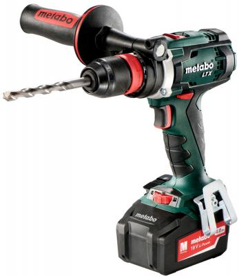 Дрель акк. Metabo BS 18 LTX Quick (602193500)