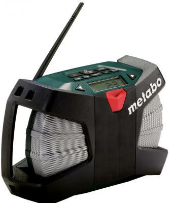 Зарядное устройство с радио Metabo RC 12 Wild Cat (602113000) радиоприемник metabo powermaxx rc 602113000