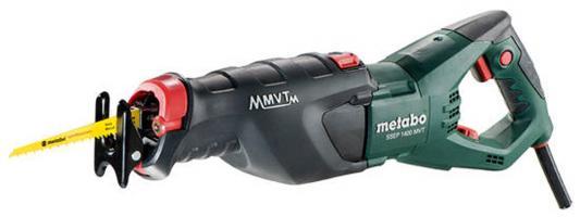 Пила сабельная эл. Metabo SSEP 1400 MVT (606178500) цена