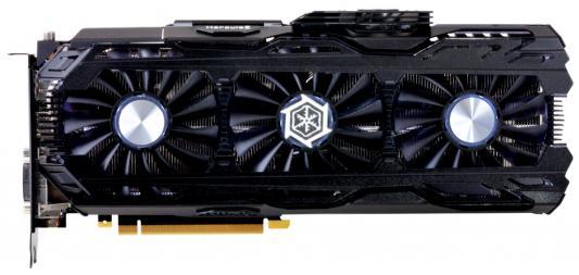 Видеокарта 11264Mb Inno3D GeForce GTX 1080 Ti iChill X4 Ultra PCI-E 352bit GDDR5X DVI HDMI DP HDCP C108T4-1SDN-Q6MNX OEM из ремонта цена и фото